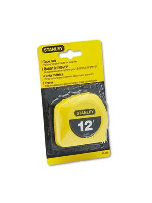 Power Return Tape Measure w/Belt Clip, 1/2