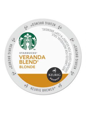 Veranda Blend Coffee K-Cups, 24/Box, 4 Box/Carton