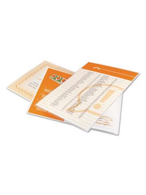 UltraClear Thermal Laminating Pouches, 3 mil, 9 x 11 1/2, 100/Box