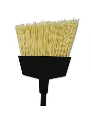 MaxiClean Angle Broom, Flagged PET Bristles, 56