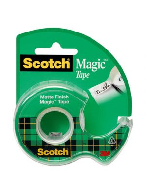 Magic Tape in Handheld Dispenser, 3/4