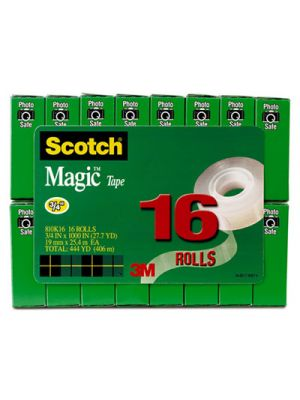 Magic Tape Value Pack, 3/4