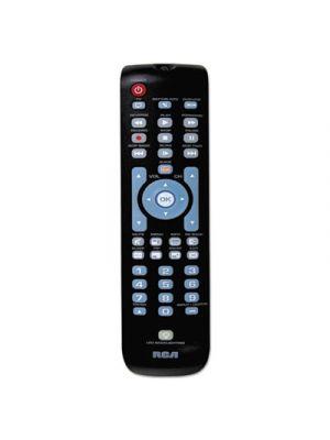 Three-Device Universal Remote, Black