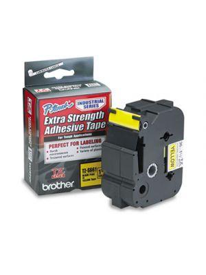 TZ Extra-Strength Adhesive Laminated Labeling Tape, 1-1/2