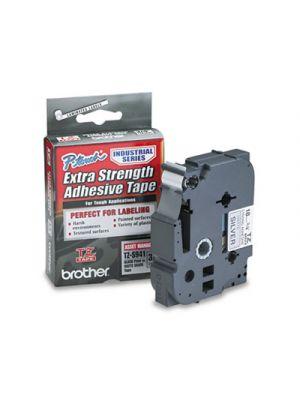 TZ Extra-Strength Adhesive Laminated Labeling Tape, 3/4