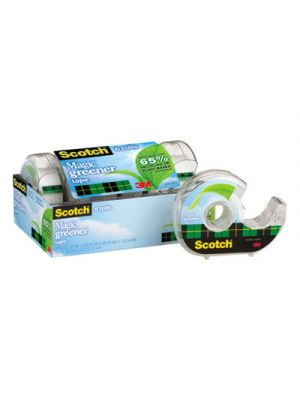 Magic Greener Tape in Refillable Dispenser, 3/4