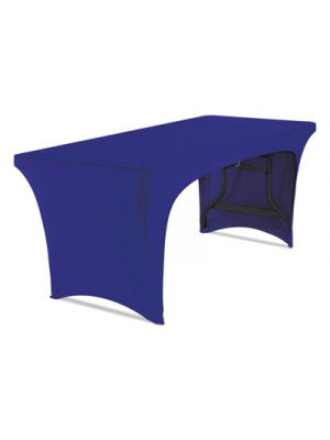 Stretch-Fabric Table Cover, Polyester/Spandex, 30