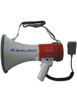 MityMeg Piezo Dynamic Megaphone, 25W w/Coiled Microphone
