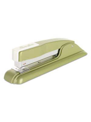 Legacy #27 Retro Stapler, 20-Sheet Capacity, Green