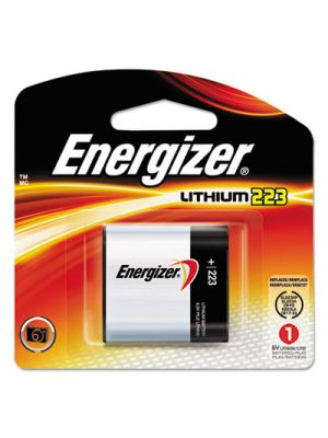 Lithium Photo Battery, 223, 6V
