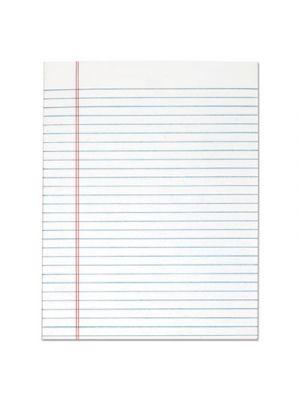 The Legal Pad Glue Top Pads, Legal/Wide, 8 1/2 x 11, White, 50 Sheets, Dozen