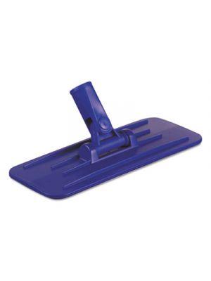 Swivel Pad Holder, Plastic, Blue, 4 x 9