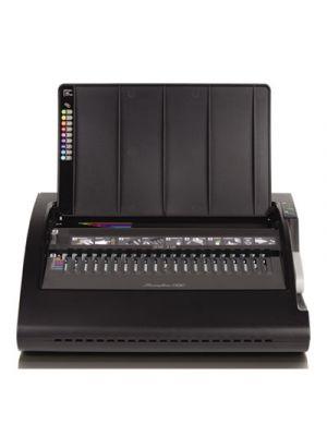 CombBind C210E Electric Binding Machine, Binds 330, Punches 20, Black