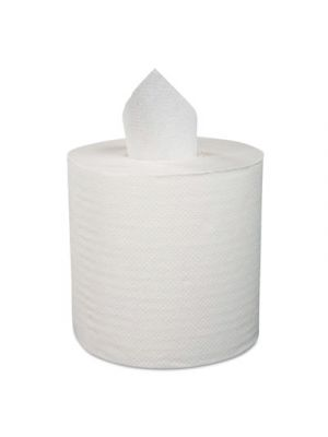Center-Pull Roll Towels, 1-Ply, 12