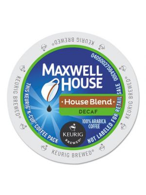 House Blend Decaf K-Cups, 96/Carton