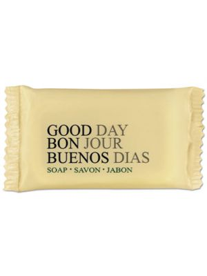 Amenity Bar Soap, Pleasant Scent, # 1/2, 1000/Carton