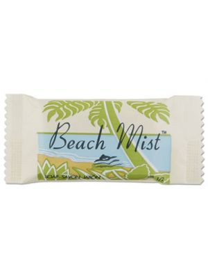 Face and Body Soap, Beach Mist Fragrance, # 1/2 Bar, 1000 Carton