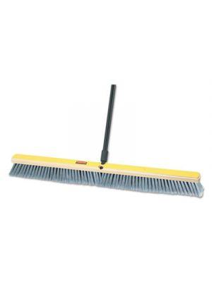 Fine Floor Sweeper, Polypropylene Fill, 36