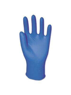 General Purpose Nitrile Gloves, Powder-Free, Large, Blue, 3 mil, 100/Box