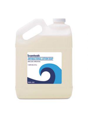Antibacterial Liquid Soap, Floral Balsam, 1gal Bottle, 4/Carton