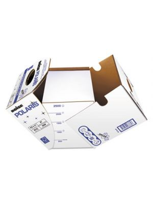 POLARIS Premium Multipurpose Paper, 8 1/2 x 11, Letter, 20lb White, 2500 Sheets
