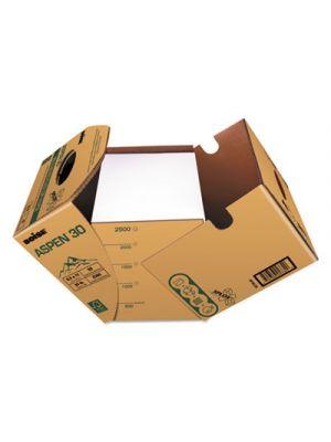 ASPEN 30 SPLOX Multi-Use Paper, 92 Bright, 20lb, 8 1/2 x 11, White, 2500/CT