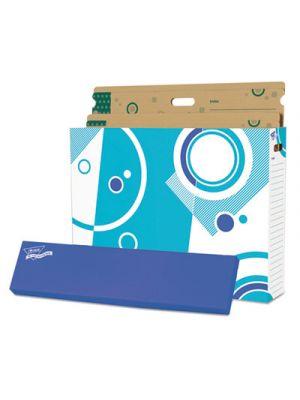 File 'n Save System Chart Storage Box; 30-3/4 x 23 x 6-1/2; Bright Stars Design