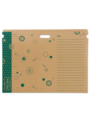 File 'n Save System Chart Storage Folder; 30-1/2 x 22-1/2; Bright Stars Design