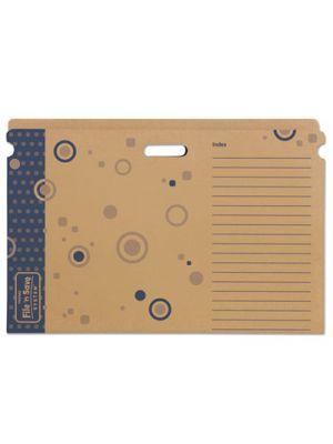 Save System Bulletin Board Folder; 27-1/4 x 18-1/2; Bright Stars Design
