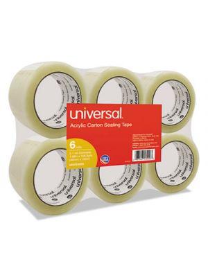 General-Purpose Acrylic Box Sealing Tape, 48mm x 100m, 3