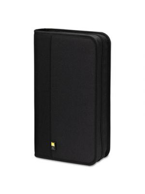 CD/DVD Expandable Binder, Holds 48 Discs, Black
