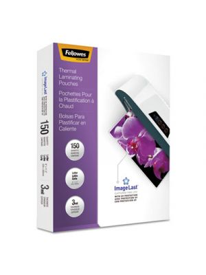 ImageLast Laminating Pouches with UV Protection, 3mil, 11 1/2 x 9, 150/Pack