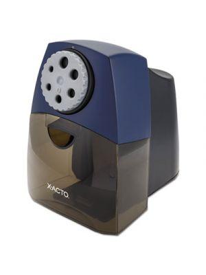 TeacherPro Classroom Electric Pencil Sharpener, Blue