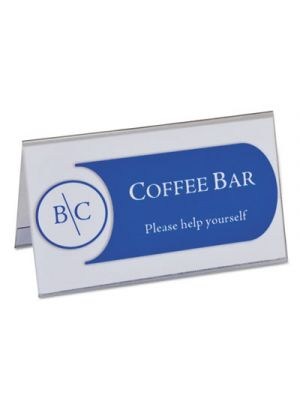 Tent Card Holders, 2