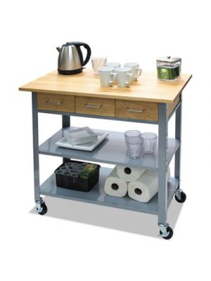 Countertop Serving Cart, 35 1/2