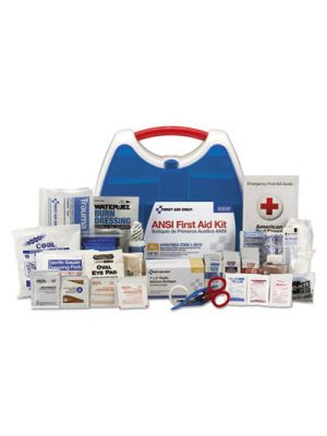 ReadyCare First Aid Kit for 50 People, ANSI A+, 238 Pieces