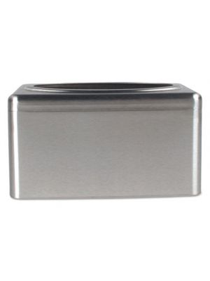Kleenex Towel Box Cover for POP-UP Box, Stainless Steel