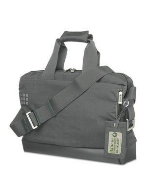 myCloud Briefcase, 11 3/4 x 4 1/4 x 16 3/4, Gray