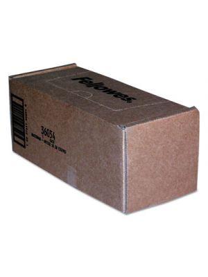 Shredder Waste Bags, 14-20 gal Capacity, 50/CT