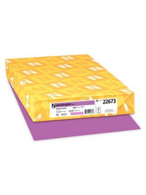 Color Paper, 24lb, 11 x 17, Planetary Purple, 500 Sheets