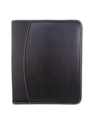 Writing Case, 9 x 11 x 1, Black, Leather