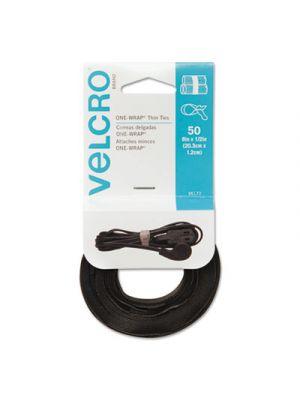 One-Wrap Reusable Ties, 1/2