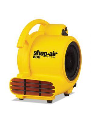 Mini Air Mover, Yellow, 8