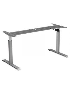 AdaptivErgo Pneumatic Height-Adjustable Table Base, 26 1/4