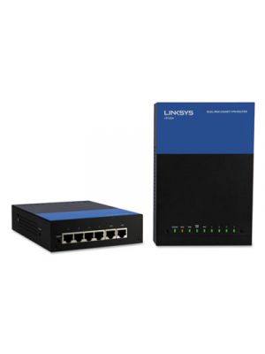 Business Gigabit VPN Routers, 6 Ports