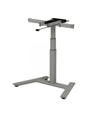 AdaptivErgo 1-Column Electric Adjustable Table Base, 24 3/4