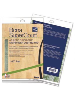 SuperCourt Athletic Floor Care Microfiber Dusting Pad, 60