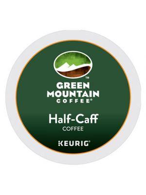 Half-Caff Coffee K-Cups, 96/Carton