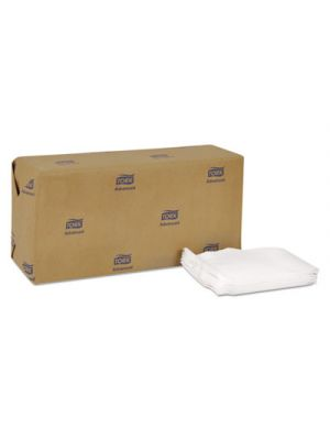 Advanced Soft Minifold Dispenser Napkins, 1-Ply,13x12,Bag-Pack, Natural, 6000/Ct