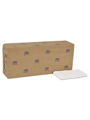 Advanced Xtra Soft Dinner Napkin,3-Ply,17x16 1/8,1/8 Fold,Bag-Pack,White,1740/Ct